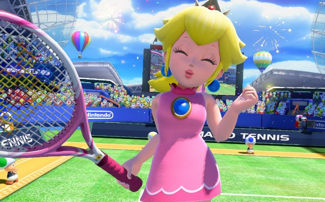 boom reviews - Mario Tennis Aces