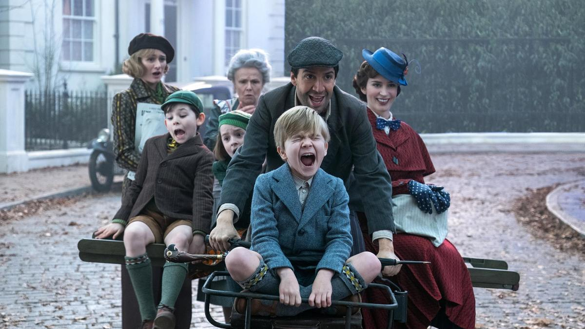 boom reviews Mary Poppins Returns