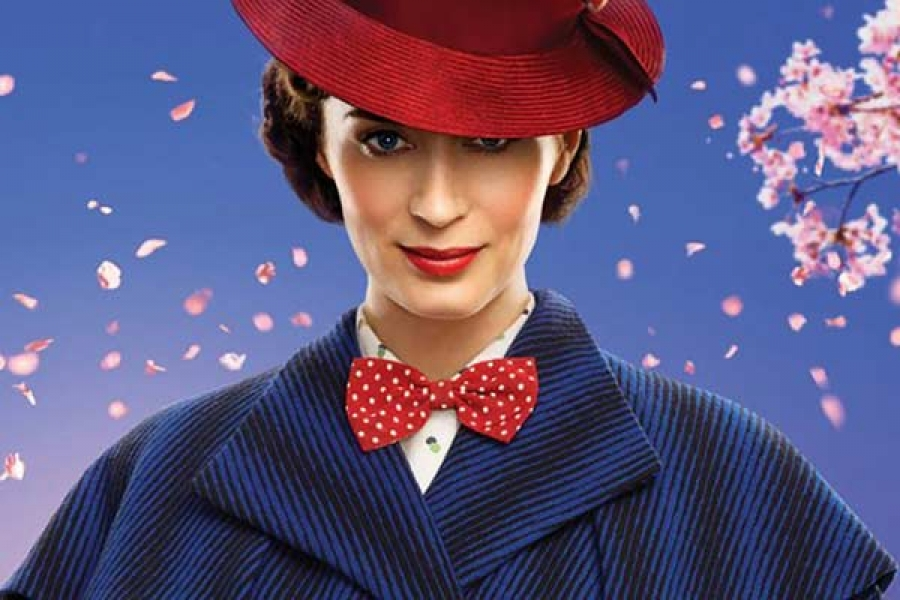 boom reviews - Mary Poppins Returns