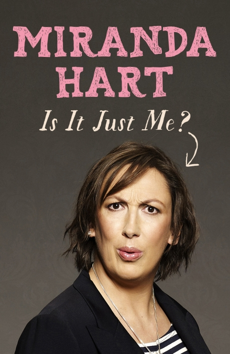 boom book reviews - Is It Just Me? by Miranda Hart