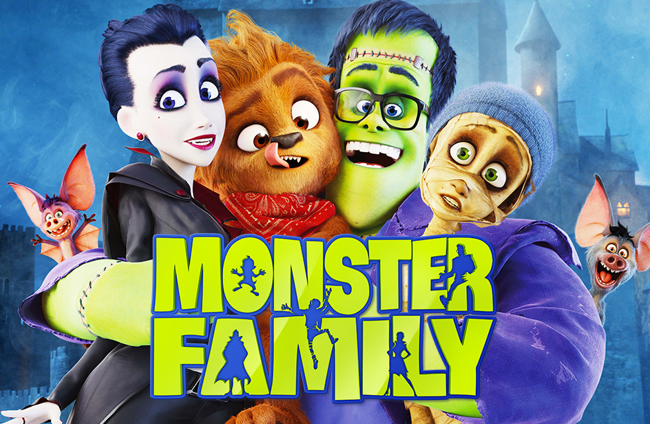 boom reviews - Monster Family