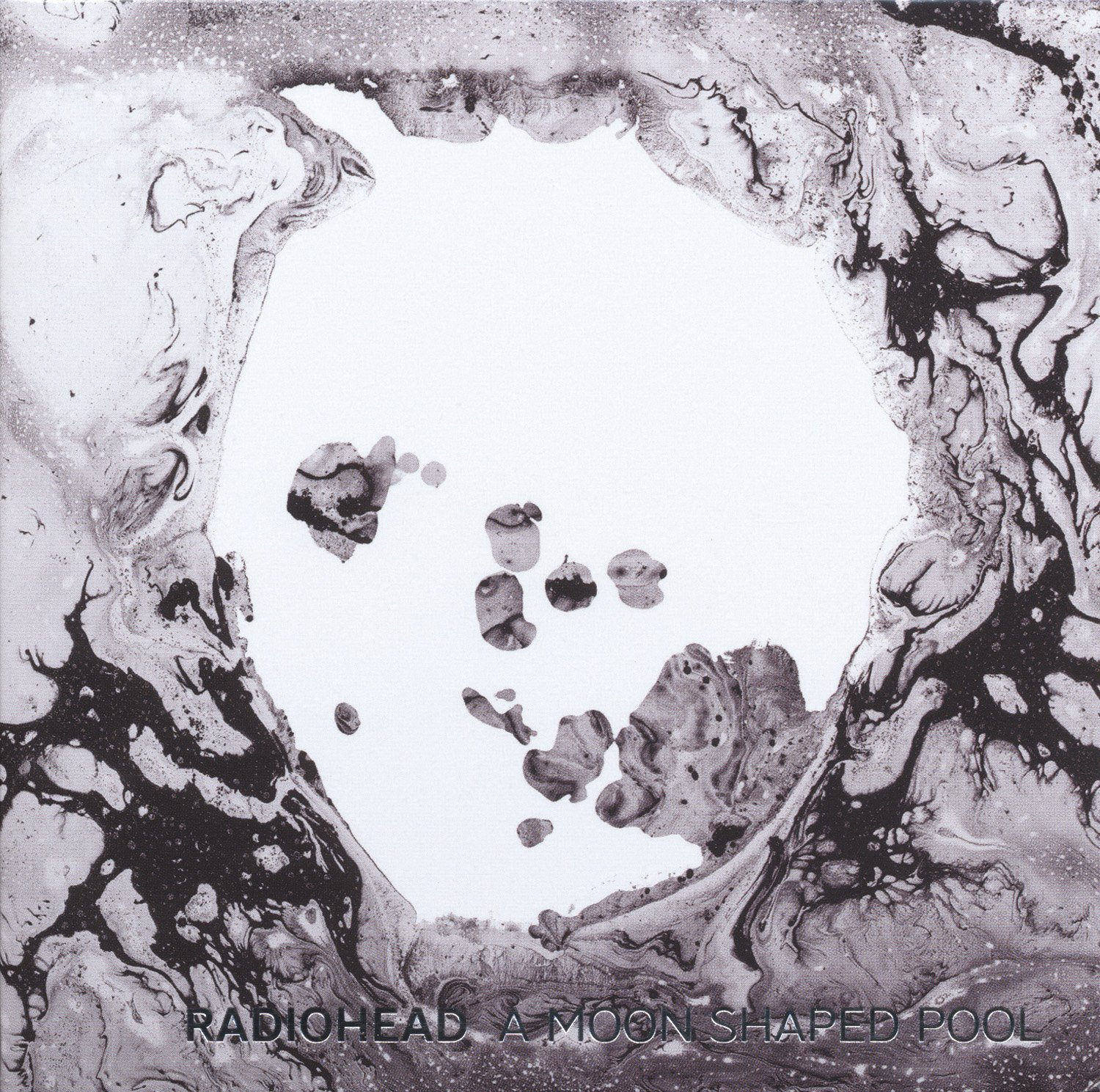 boom - Radiohead - A Moon Shaped Pool album image