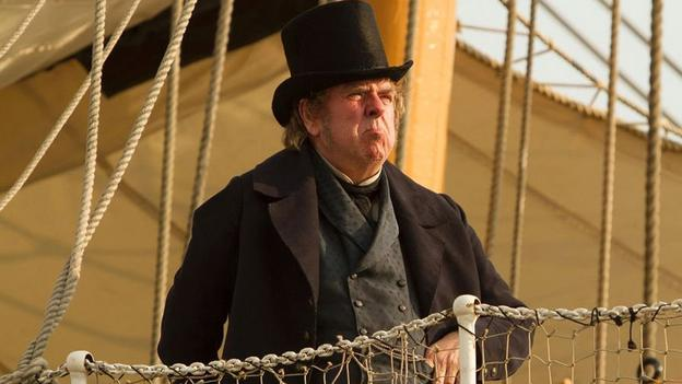 boom reviews Mr Turner