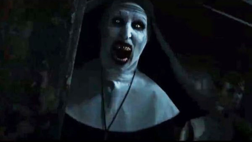 boom reviews - The Nun