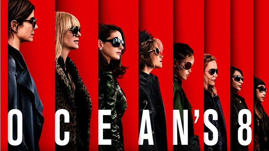 boom reviews - oceans 8