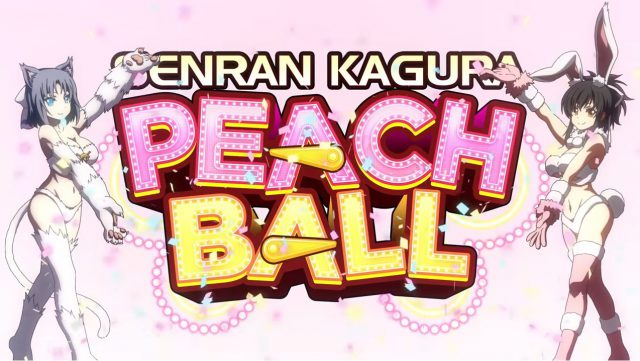 boom games reviews - senran kagura peach ball