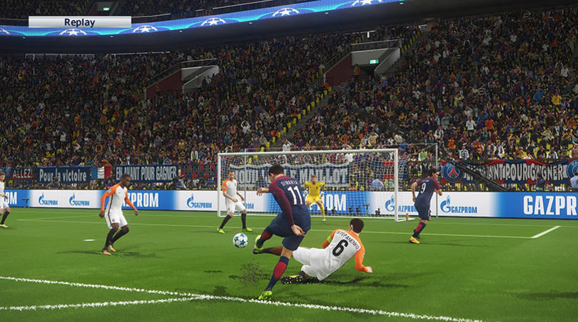 boom reviews Pro Evolution Soccer 2018