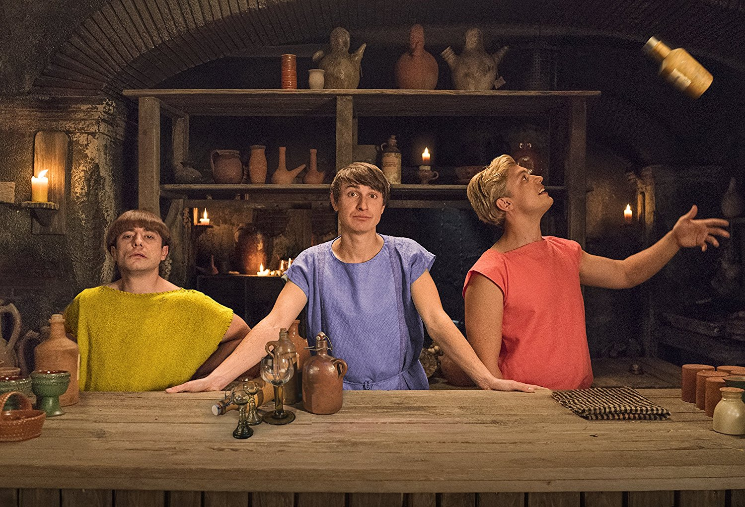 boom competitions - win Plebs on DVD