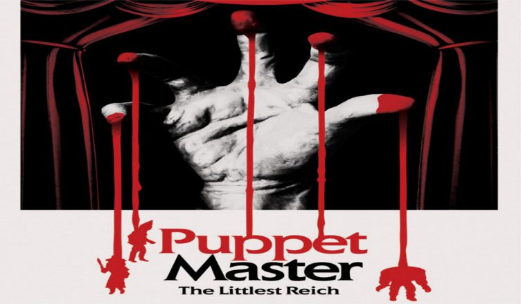 boom reviews - puppet master the littlest reich