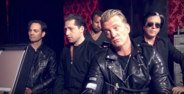 boom reviews Queens of the Stone Age - Villains