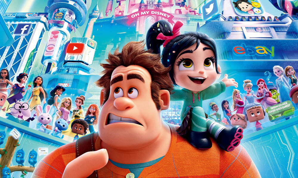boom reviews Ralph Breaks the Internet