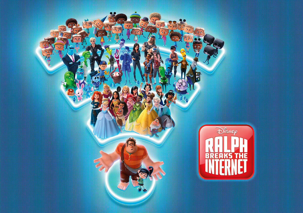 boom reviews - ralph breaks the internet