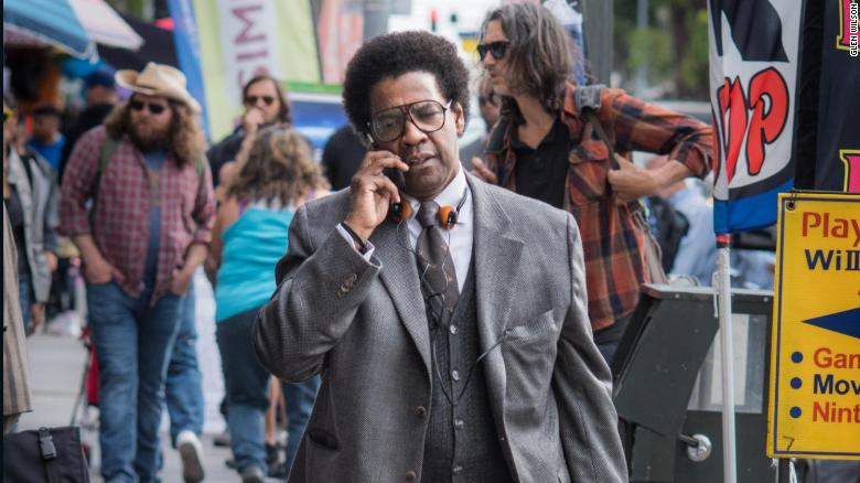 boom reviews Roman J. Israel, Esq.
