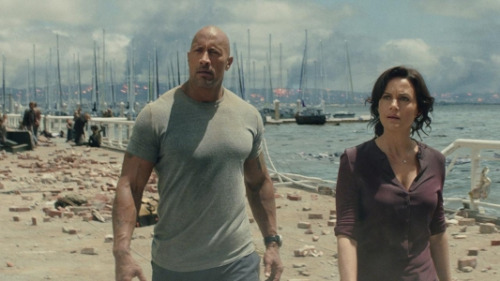 boom reviews - San Andreas