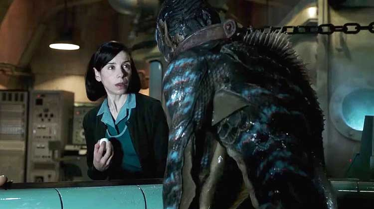 boom reviews The Shape of Water
