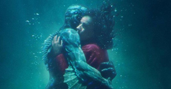 boom reviews - The Shape of Water