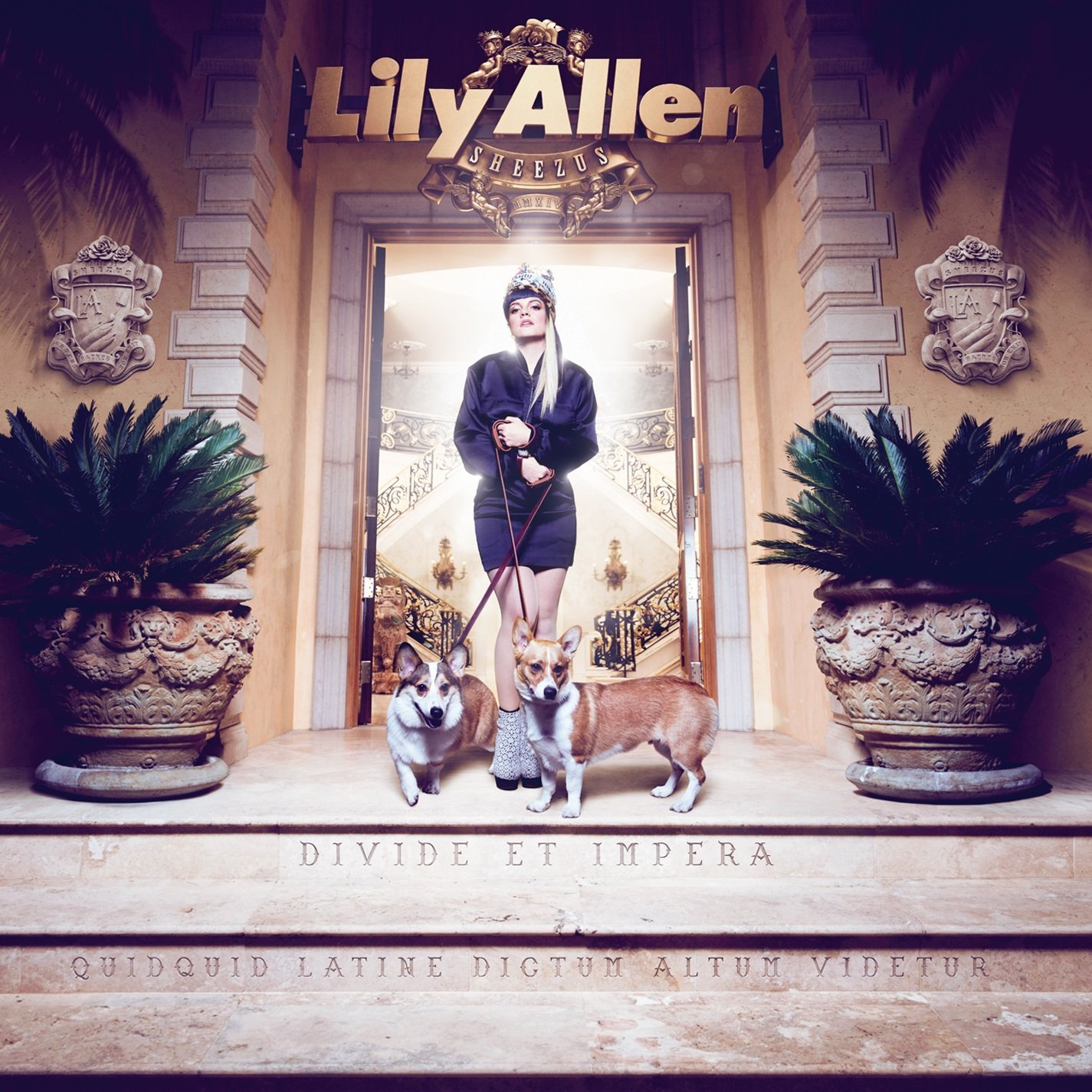 boom reviews - Sheezus by Lily Allen album cover