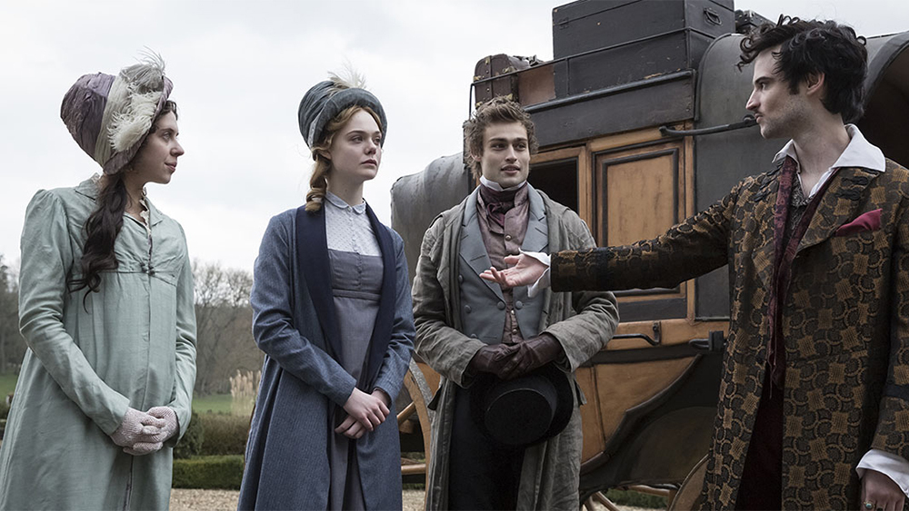 boom reviews Mary Shelley