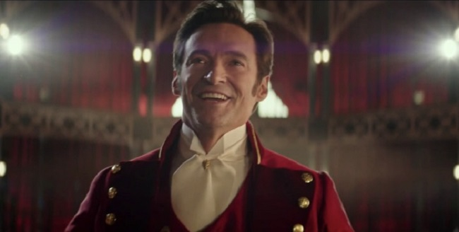 boom reviews - The Greatest Showman