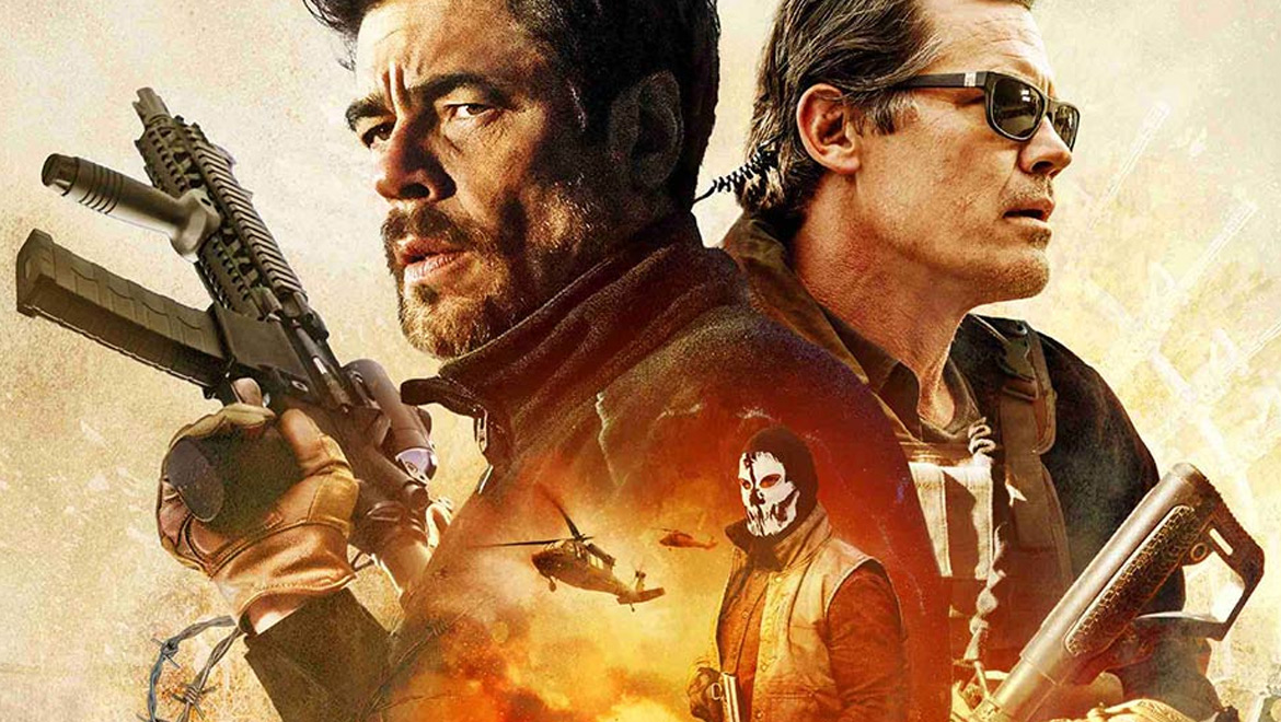 boom reviews - Sicario 2