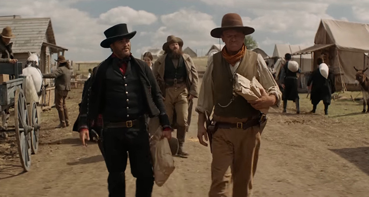 boom reviews The Sisters Brothers
