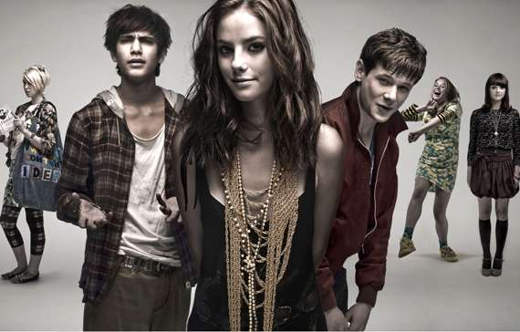 boom dvd reviews - Skins series 3