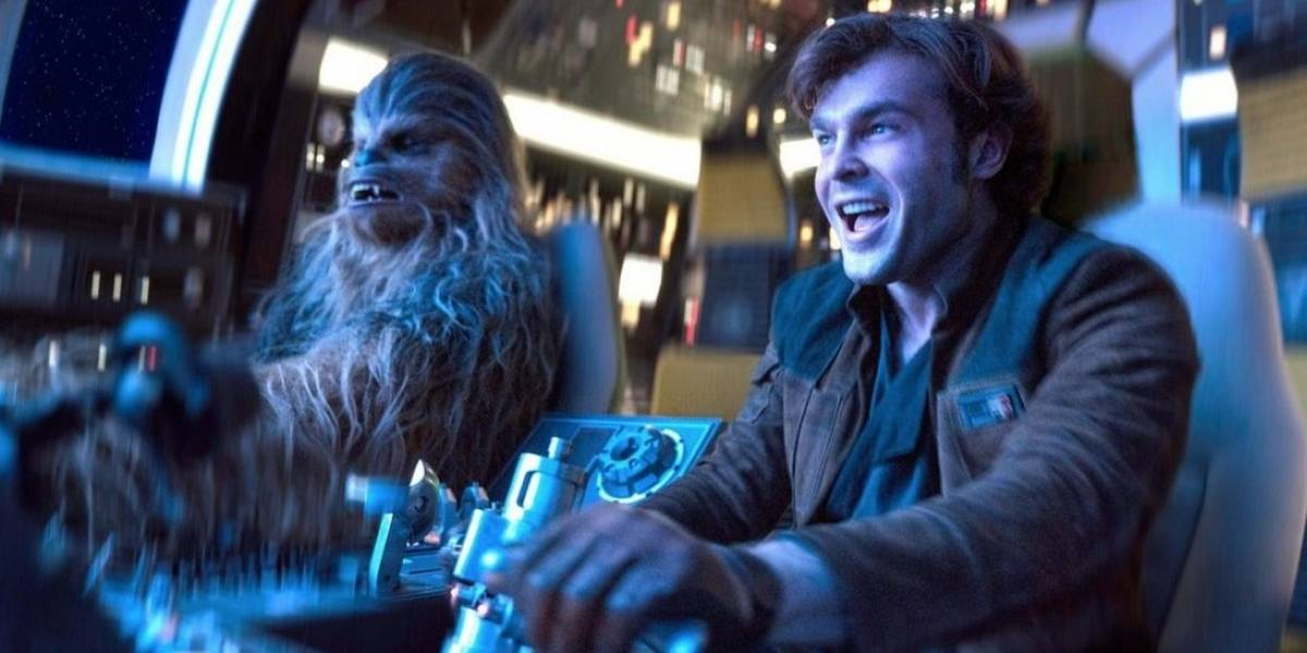 boom reviews Solo: A Star Wars Story