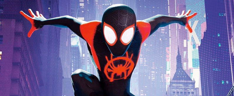 boom reviews - spiderman into the spiderverse