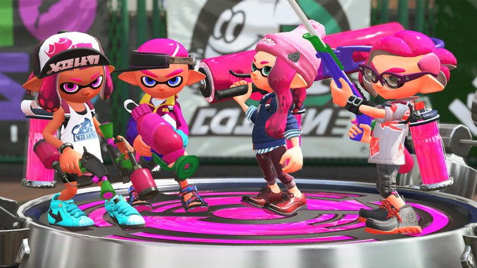 boom game reviews - Splatoon 2