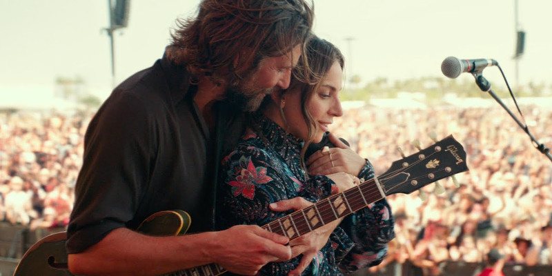 boom reviews A Star is Born