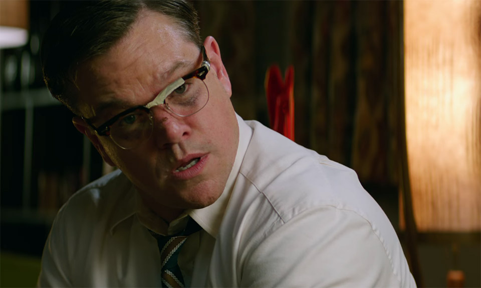 boom reviews - Suburbicon
