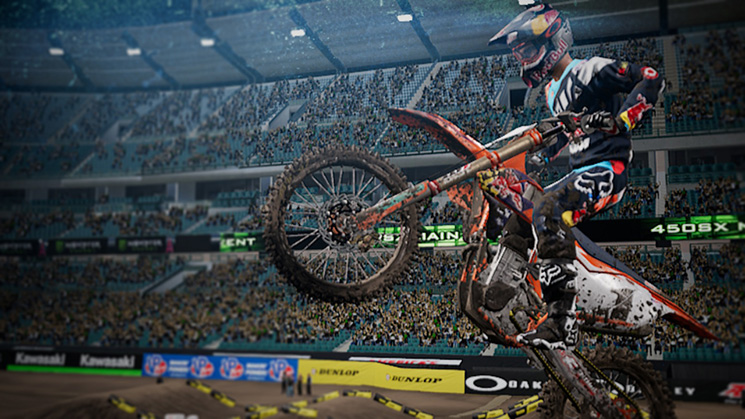 boom game reviews - Monster Energy Supercross