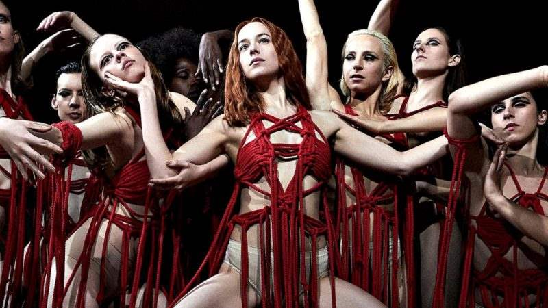 boom reviews Suspiria