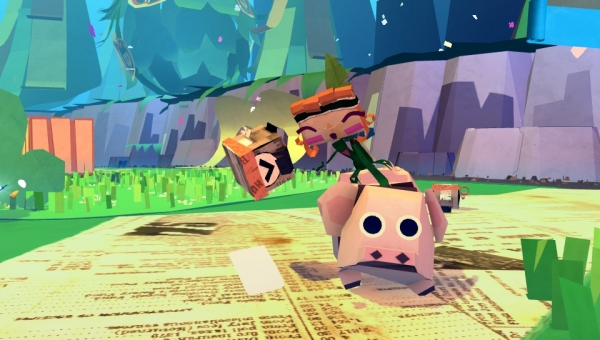boom game reviews - Tearaway
