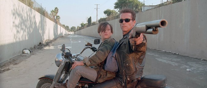 boom reviews Terminator 2: Judgement Day