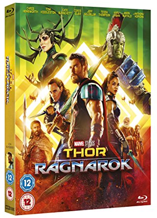boom competitions - win Thor: Ragnarok on Blu-ray