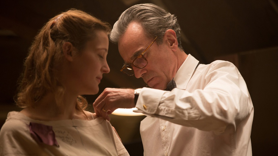boom reviews Phantom Thread