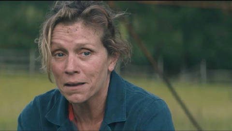 boom reviews - Three Billboards Outside Ebbing, Missouri