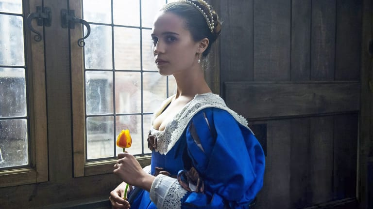 boom reviews - tulip fever