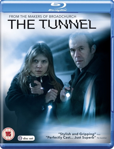 boom competitions - win a copy of The Tunnel on Blu-ray