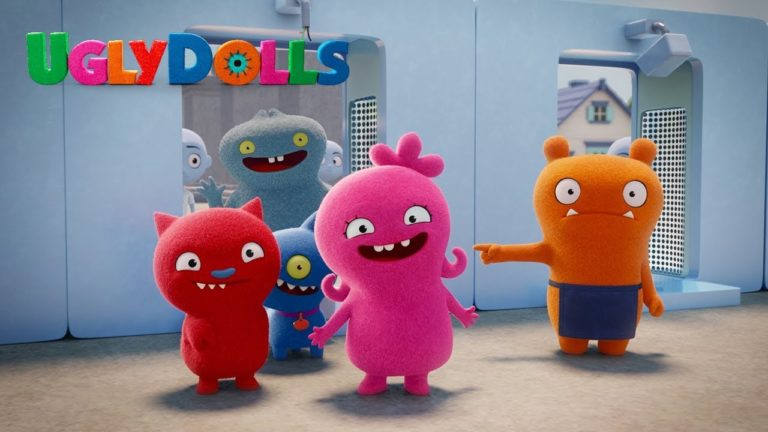 boom reviews - UglyDolls