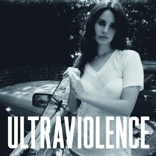 boom reviews - Ultraviolence by Lana Del Rey album cover