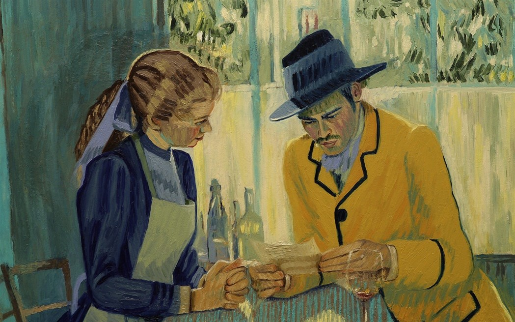 boom reviews Loving Vincent