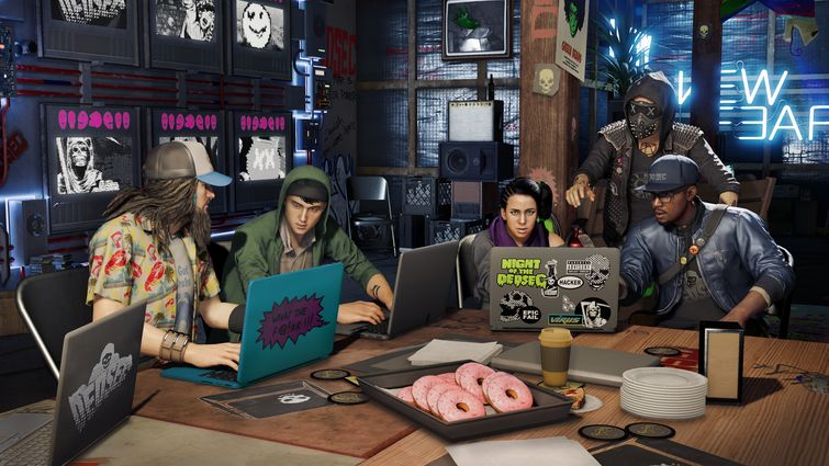 boom reviews - Watch Dogs 2