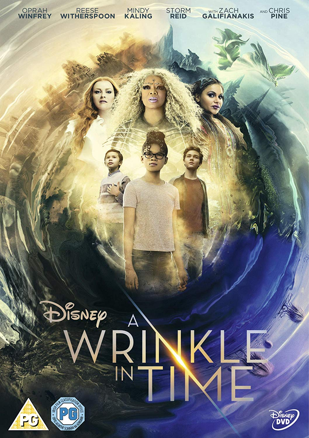 boom competitions - win A Wrinkle in Time on DVD