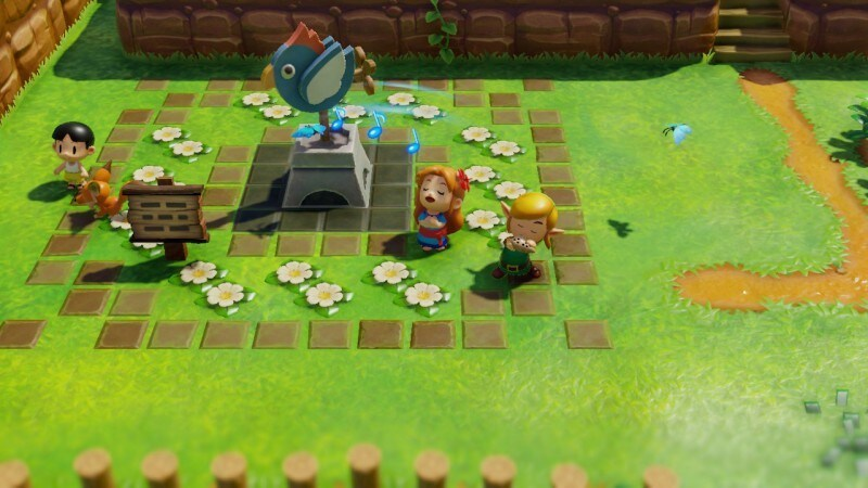 boom reviews The Legend of Zelda: Link's Awakening
