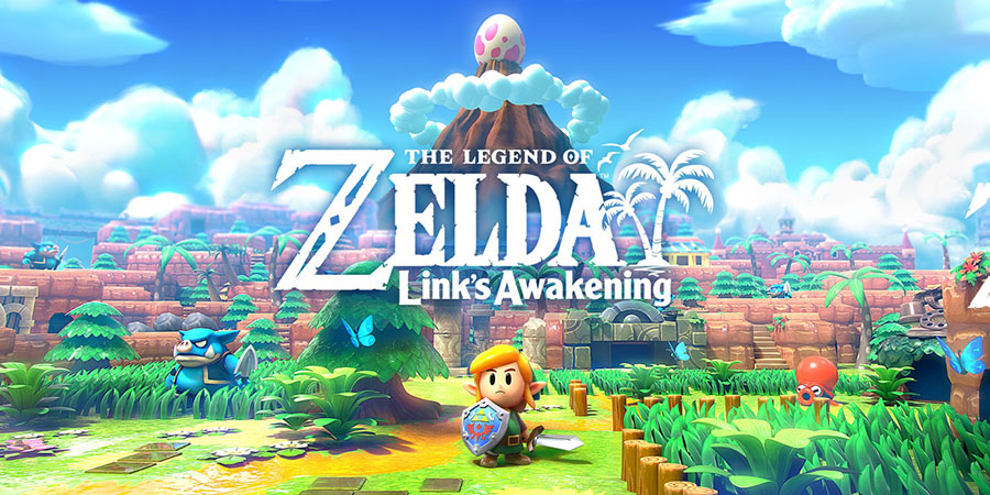boom games reviews - zelda links awakening